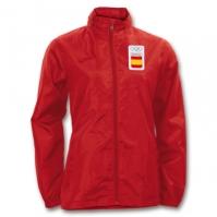 Jacheta ploaie Joma Coe rosu pentru Dama