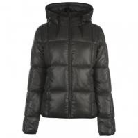 Jacheta USA Pro Quilted pentru Dama gri carbune
