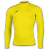 Tricou Joma Brama galben cu maneca lunga