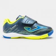 Joma Champion 2033 bleumarin Velcro Indoor Copil