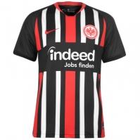 Nike Frankfurt 2019/20 Stadium Acasa Soccer Jersey pentru Barbat negru