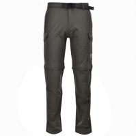 Pantaloni Karrimor Comfort Convertible Walking pentru Barbat kaki