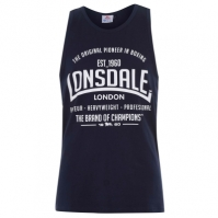 Maiou box Lonsdale Top pentru Barbat