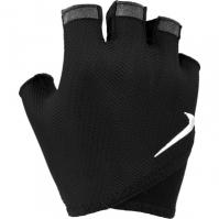 Manusi antrenament Nike Fundamental pentru Dama gri inchis anth alb