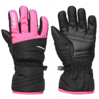 Manusi Reusch Alan Ski pentru Copil negru roz