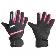 Manusi Ziener 1363 GTX Juniors negru roz