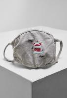Masca fashion protectie Chimney deschis-gri Urban Classics