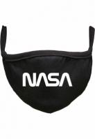Masca fashion protectie NASA negru Mister Tee