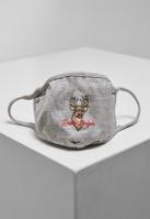 Masca fashion protectie Reindeer deschis-gri Urban Classics