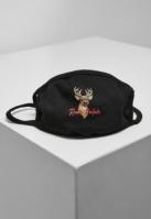 Masca fashion protectie Reindeer negru Urban Classics