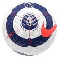 Minge fotbal Nike Premier League Official Match Flight alb albastru rosu