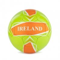 Minge fotbal Official Soccer alb verde portocaliu