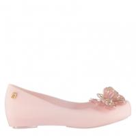 Mini Melissa Mini Mel Bfly Pump JnG02 deschis roz