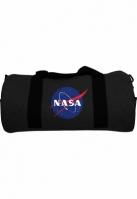 NASA Sportsbag negru Mister Tee