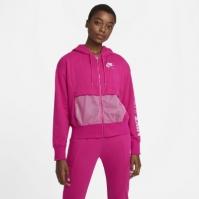 Nike Air Full-cu fermoar pentru Dama roz