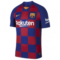 Nike Barcelona Acasa Vapor Shirt 2019 2020 pentru Copil albastru roial
