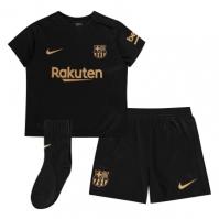 Nike Barcelona Away Kit 2020 2021 pentru Bebelusi