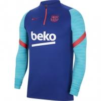 Nike Barcelona Strike Drill Top 2020 2021 pentru Barbat deep albastru roial