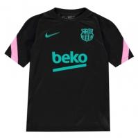 Nike Barcelona Strike Top pentru Copil negru pinkbeam
