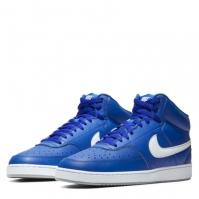 Nike Court Vision Mid Shoe pentru Barbat albastru alb
