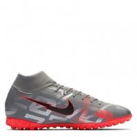 Nike Merc Acad DF gazon sintetic Jn99 gri negru