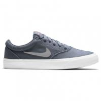 Nike SB Charge Canvas Skate Shoes pentru Dama albastru verde
