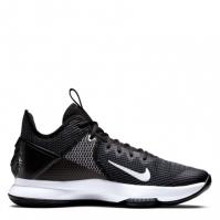 Nike Witness 4 baschet Shoe negru alb