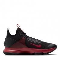 Nike Witness 4 baschet Shoe negru rosu