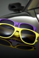 Ochelari de soare Groove GStwo galben neon MasterDis