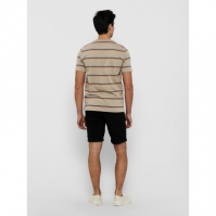 Tricou Only and Sons Regular fit Stripe