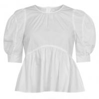 Bluza Only Puff Sleeve pentru Dama alb