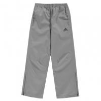 Pantaloni adidas impermeabil pentru baietei gri