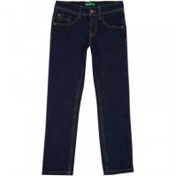 Pantaloni Benetton 5 cu buzunar Denim pentru baieti