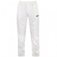 Pantaloni BLK Cricket pentru Barbat alb