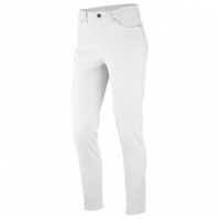 Pantaloni Blugi Nike Slim pentru Dama alb