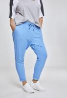Pantaloni bumbac Open pentru Dama albastru Urban Classics horizon