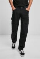 Pantaloni Cargo Adven Slim Fit negru Brandit