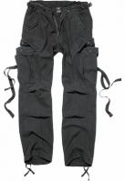 Pantaloni Cargo M-65 pentru Dama negru Brandit