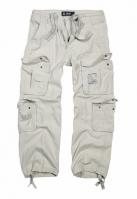 Pantaloni Cargo Vintage alb Brandit