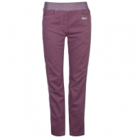 Pantaloni Chillaz Sarah pentru Dama mov