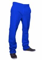 Pantaloni chino Barbat albastru Urban Classics