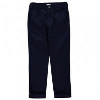 Pantaloni chino Crafted Essentials baietei bleumarin