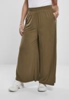 Pantaloni Culottes Modal pentru Dama summerolive Urban Classics