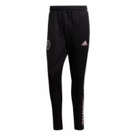 Pantaloni de trening adidas Inter Miami 2021 pentru Barbat negru true roz