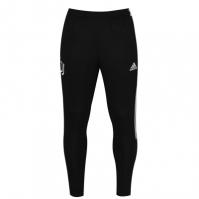 Pantaloni de trening adidas Juventus pentru Barbat negru roz tint