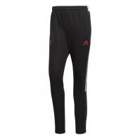 Pantaloni de trening adidas Manchester United pentru Barbat negru