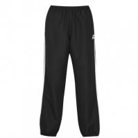Pantaloni de trening Lonsdale 2 cu dungi pentru Barbat negru gri carbune