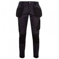 Pantaloni Dunlop pentru Barbat gri carbune negru