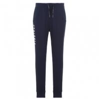 Pantaloni jogging Firetrap Pique baietei bleumarin