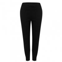Pantaloni jogging LA Gear cu mansete pentru Dama negru